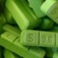 Green Xanax Bars S903
