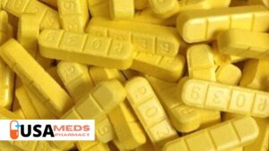 What is the Strength of a Yellow Xanax Bars