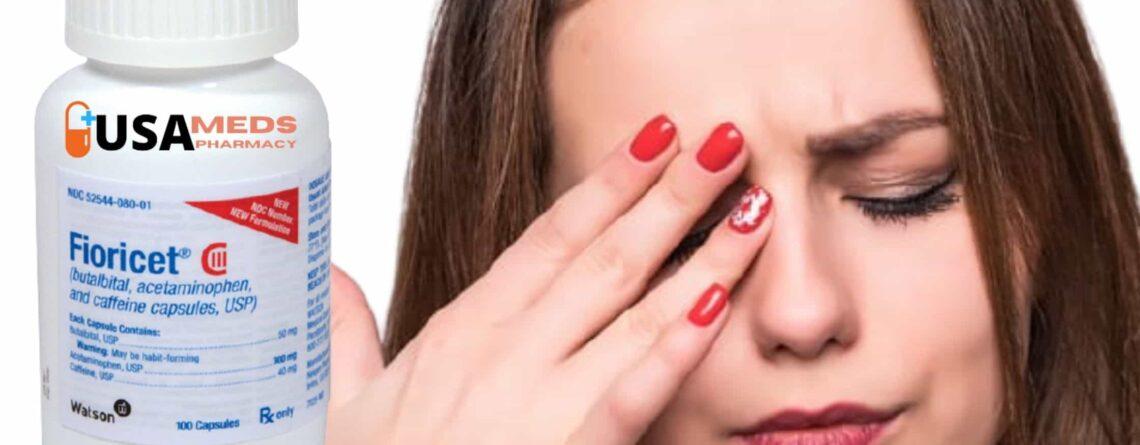 Fioricet for migraines